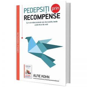 Pedepsiți prin recompense, carte scrisa de Alfie Kohn.