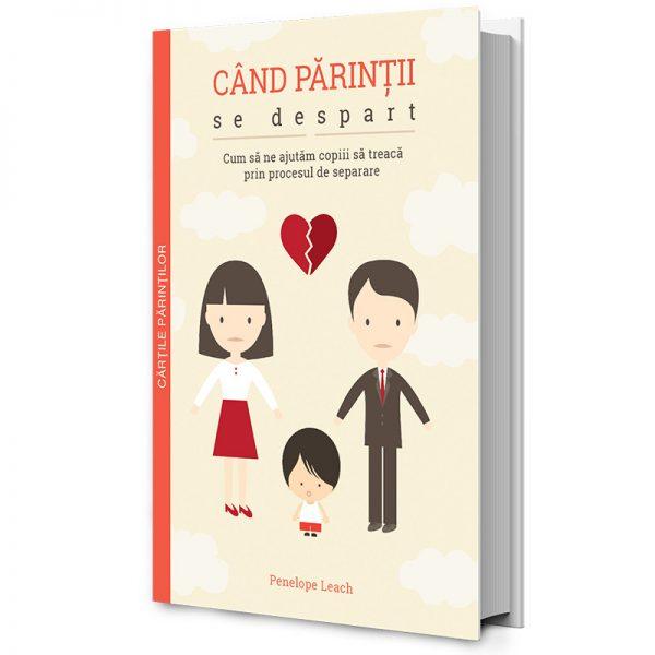 Când părinții se despart, scrisă de Penelope Leach