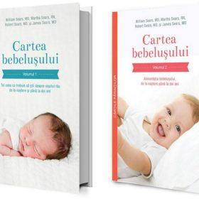 Cartea bebelusului, autor Dr. William Sears