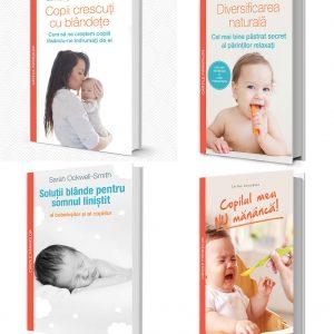 set carti bebelusi