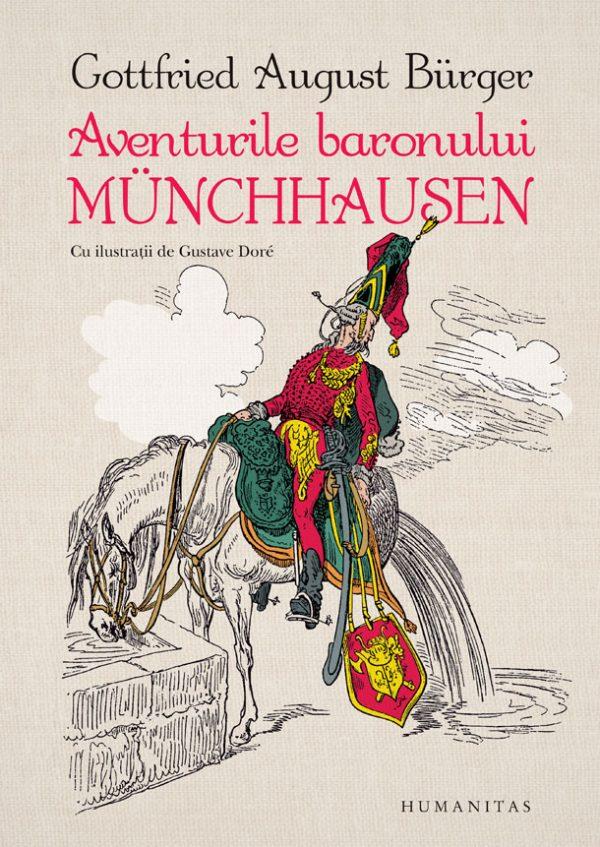 Gottfried August Bürger, Aventurile baronului Münchhausen